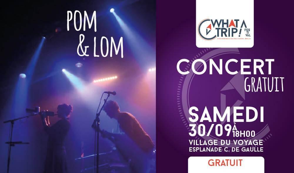Concert Pom & Lom