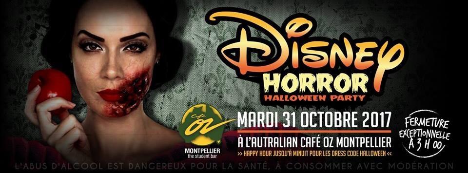 Halloween Party, Disney Horror
