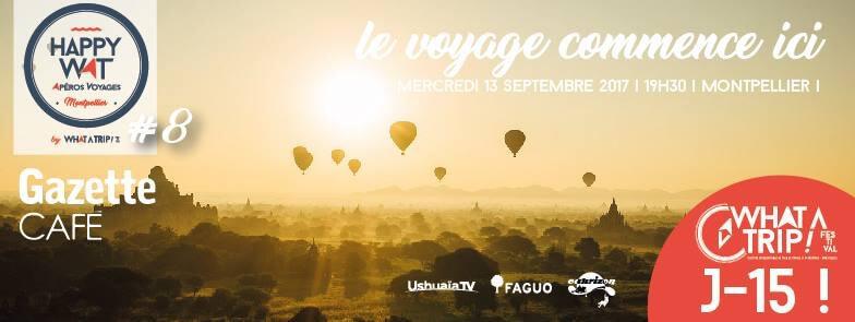 Happy Wat Apéro Voyages
