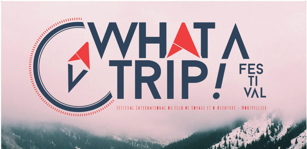 What a trip Festival Logo