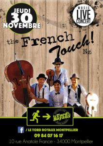 Concert The French Touch