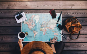 learn languages: travel