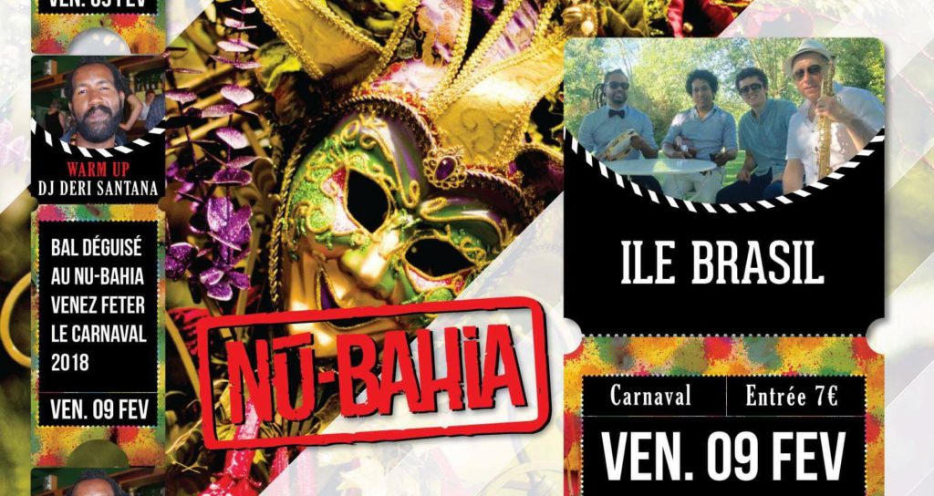 Soirée Carnaval Nu-Bahia