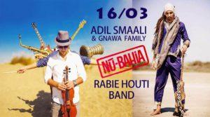 Concert Adil Smaali & Gnawa Family