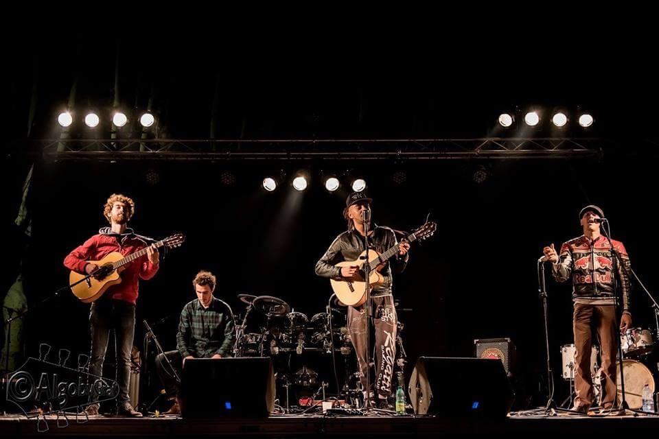 Concert du Sombrero Gang