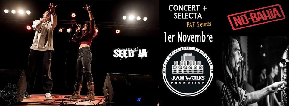Seed Ja & Jah Works Promotion