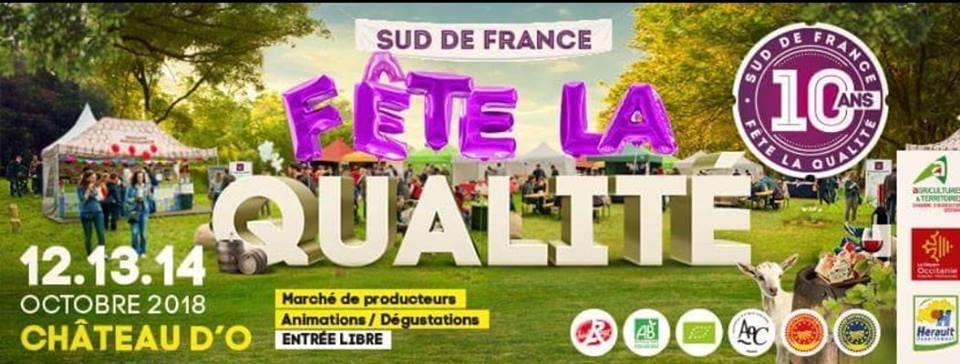 Sud de France Fête la Qualité