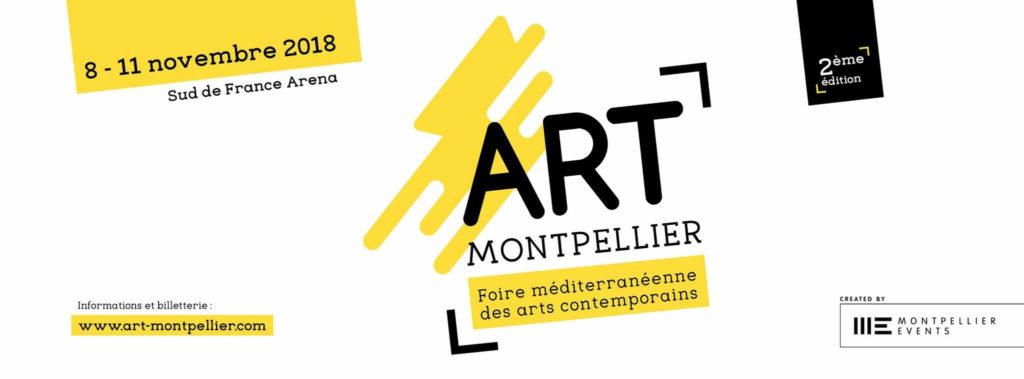 Art Montpellier 2018