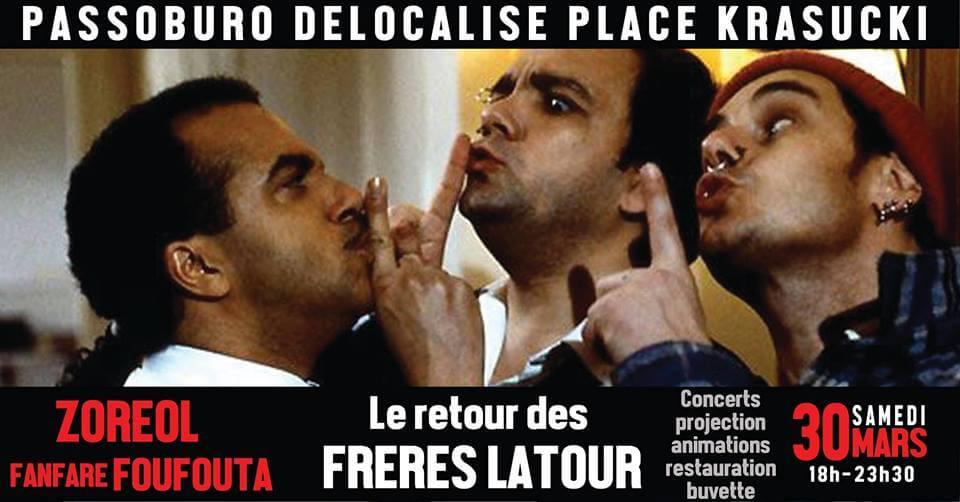 Le retour des frères Latour