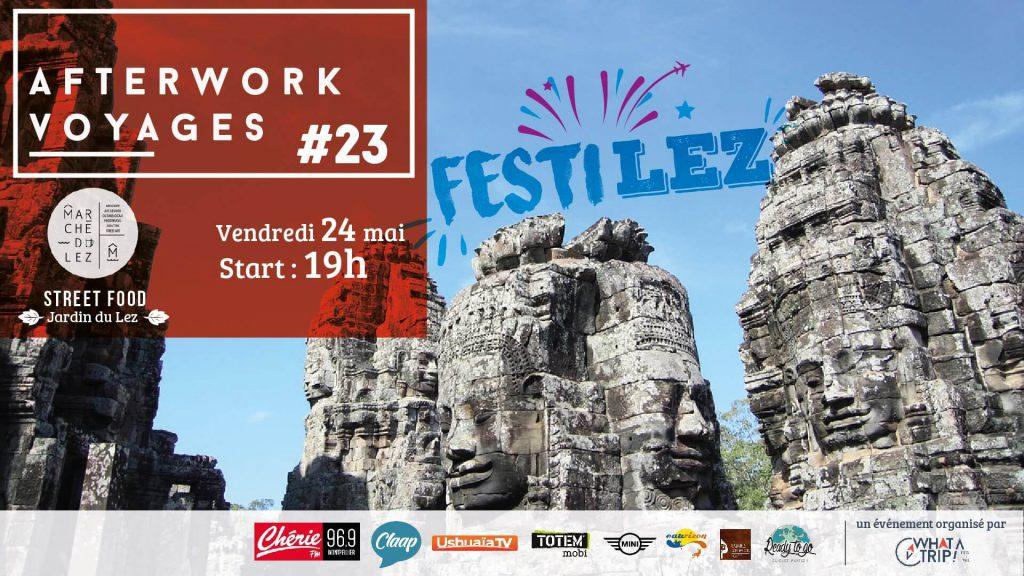 Afterwork Voyages Festi'Lez
