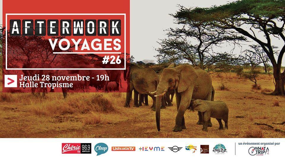 Afterwork voyages 26