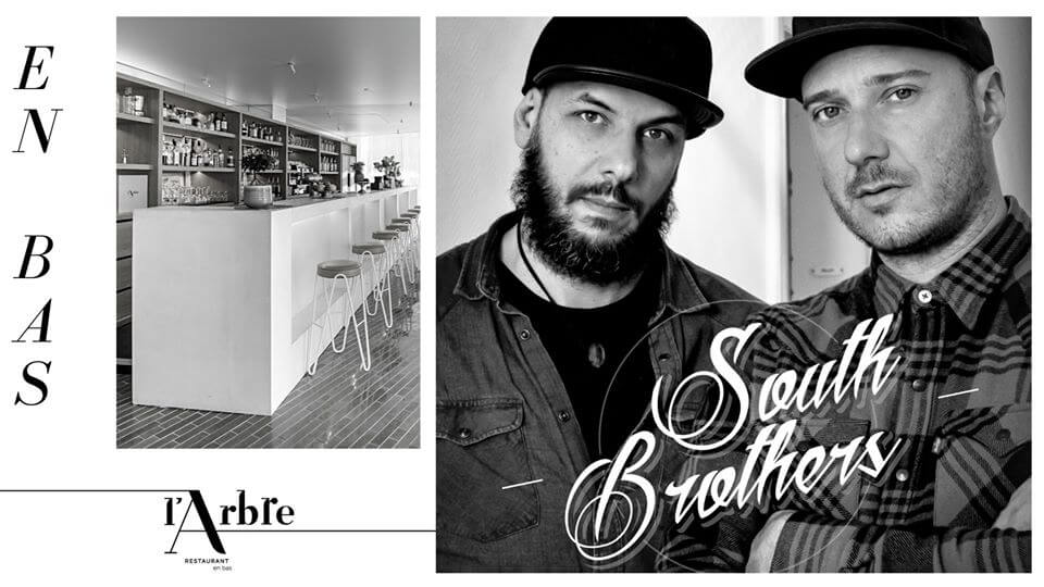 South Brothers - En bas