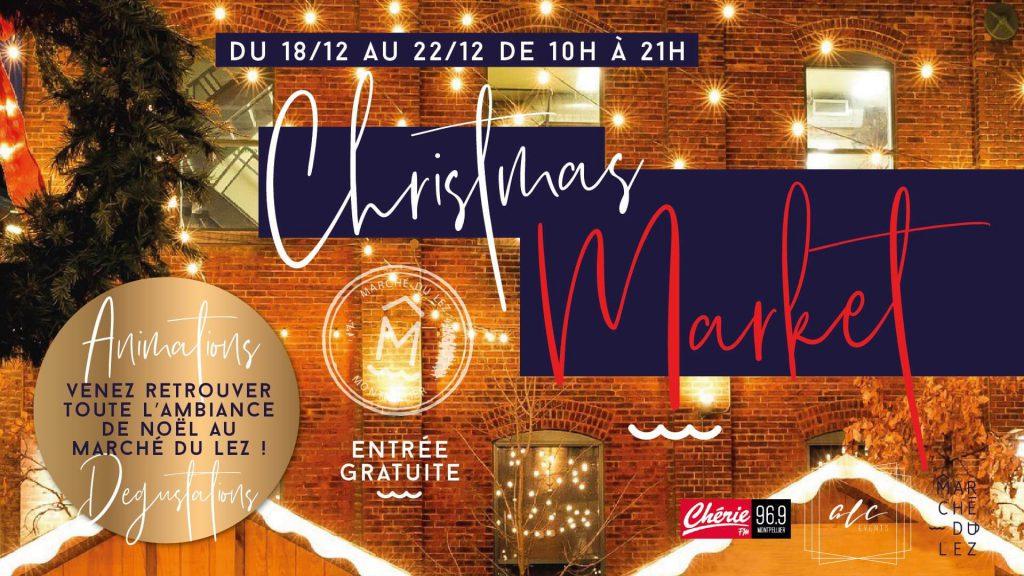 Christmas Market au Marché du Lez