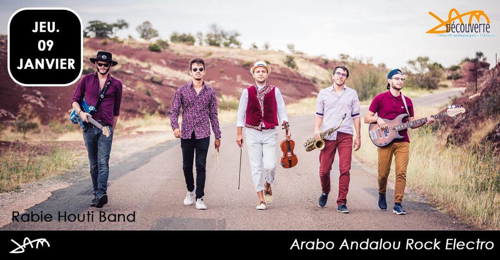 Rabie Houti Band