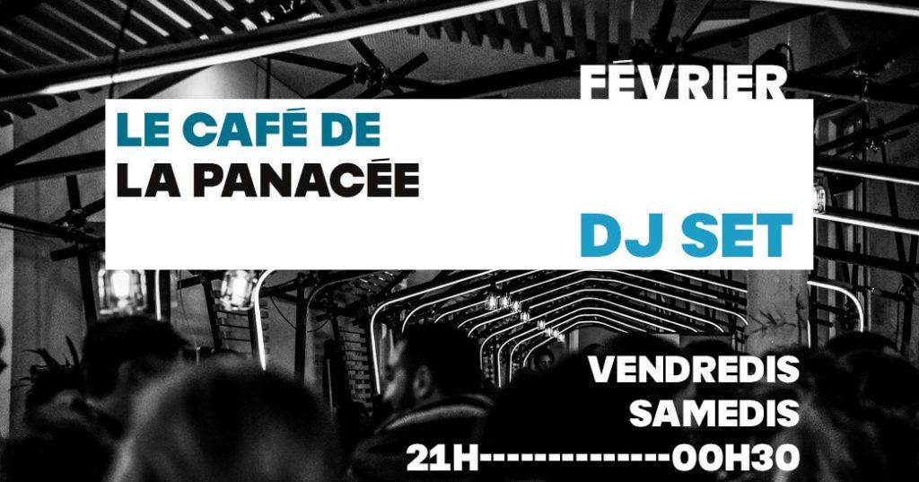 DJ set Panacée