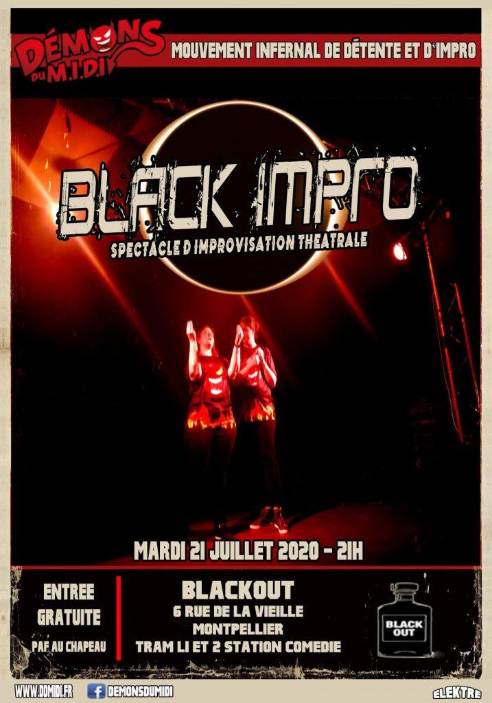 Black impro