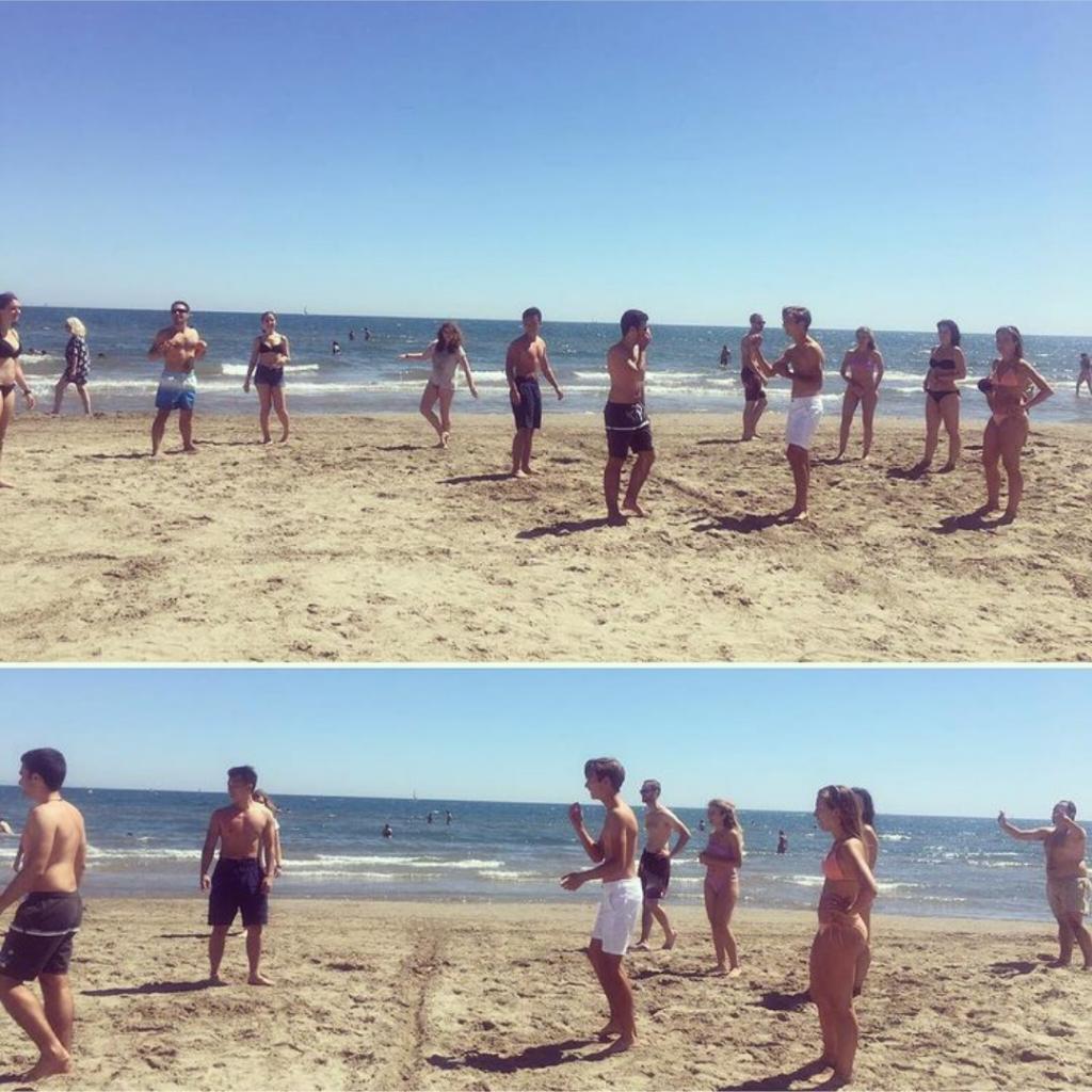 Activité plage