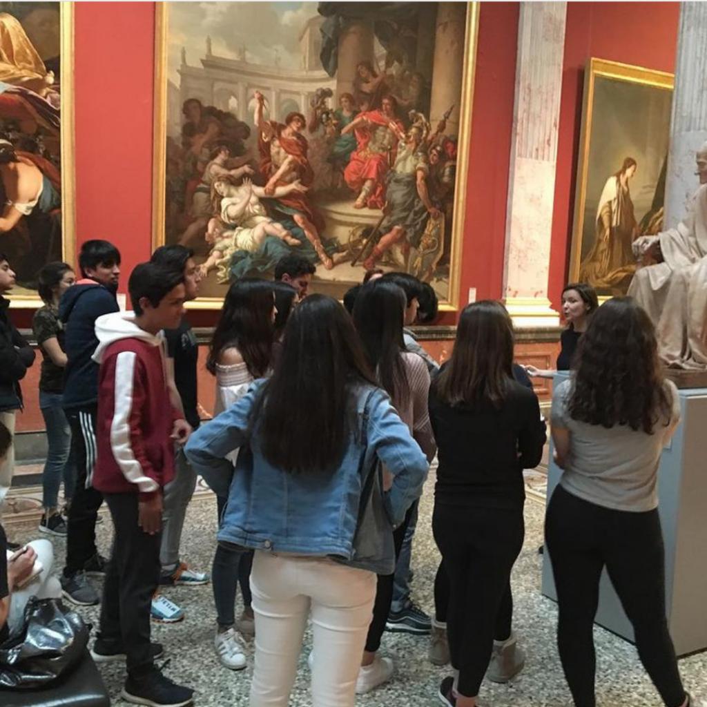Visite guidée Musée Fabre