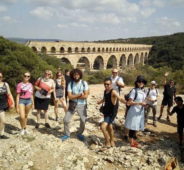 Excursion Pont du Gard
